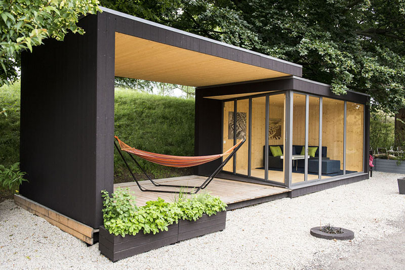 Forget The Man Caves Its All About The She Shed This