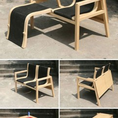Fold Up Bed Chair Ladder Back Dining Chairs With Arms 8 Surprising Pieces Of Furniture That Transform Into Something Else | Contemporist