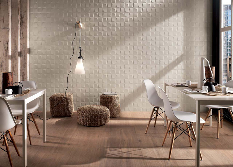 25 Creative 3D Wall Tile Designs To Help You Get Some