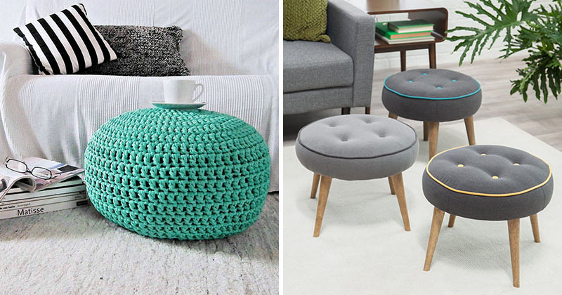 Whats The Difference Between A Pouf And An Ottoman