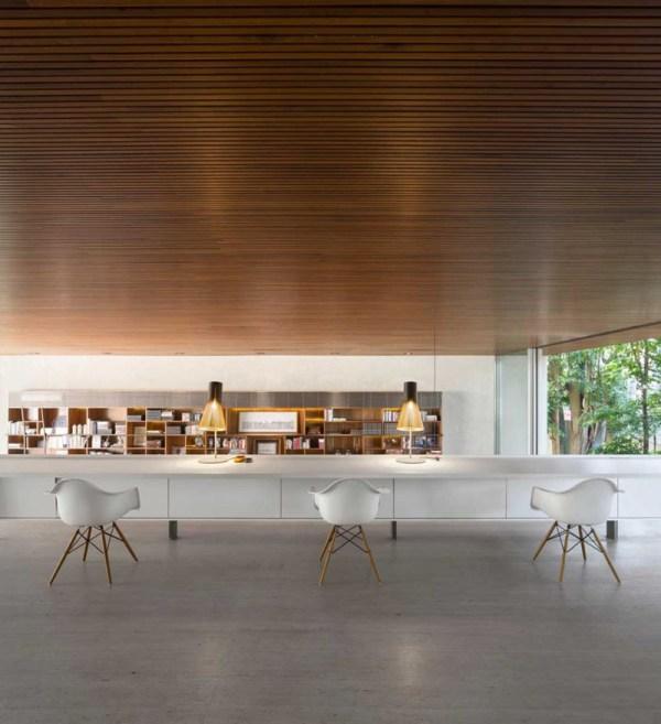 Wood Ceilings in Houses