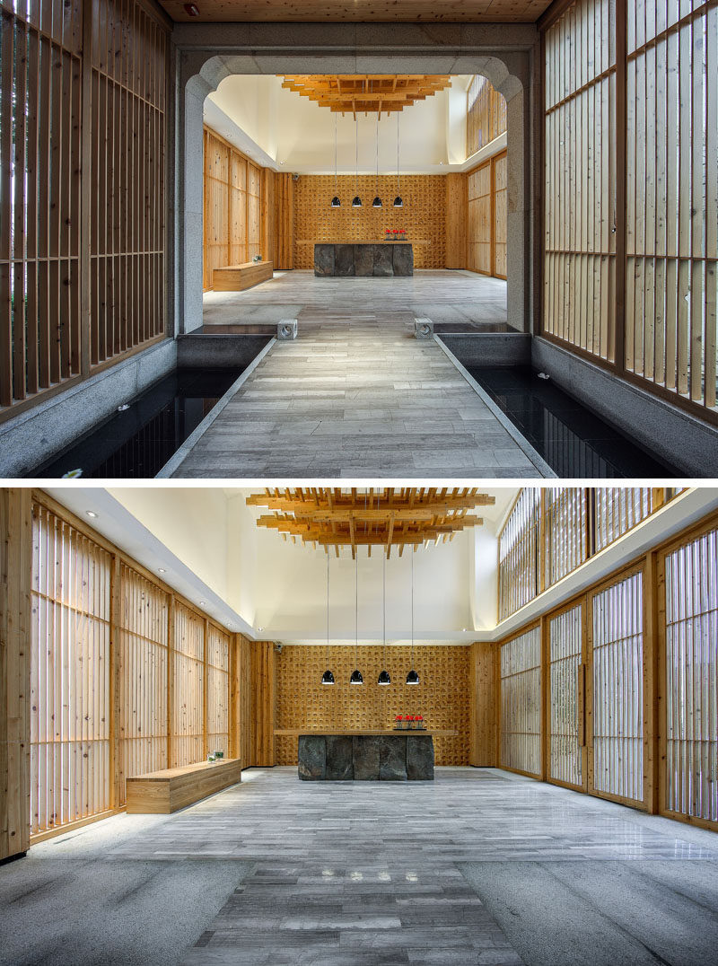 This Spa In China Mixes Traditional And Contemporary Design Elements  CONTEMPORIST