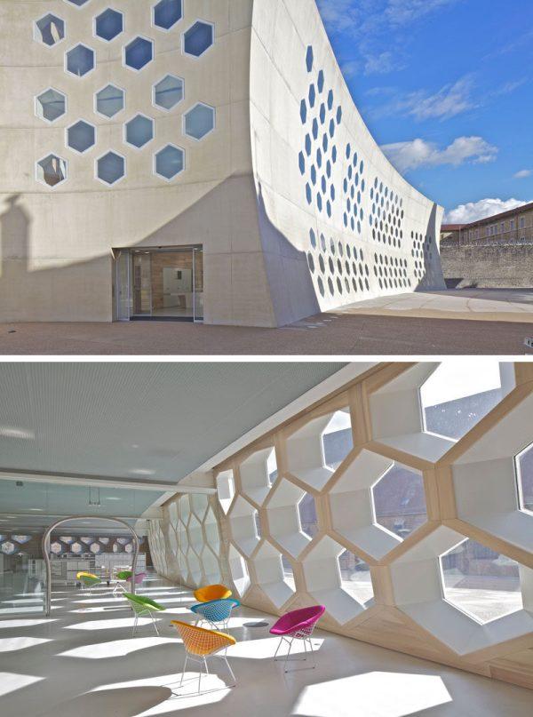 Hexagon Architecture Design