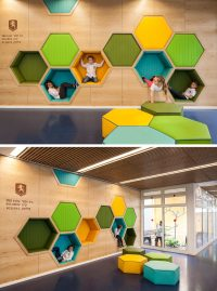 19 Ideas For Using Hexagons In Interior Design And ...