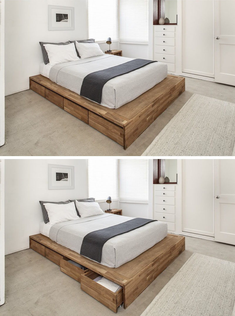 9 Ideas For Under The Bed Storage