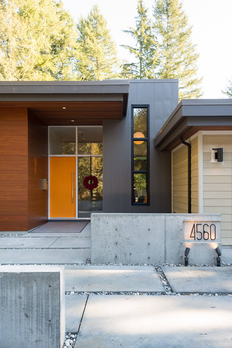 10 Modern House Number Ideas To Dress Up Your Home CONTEMPORIST