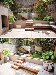 Multi-level Backyards Inspired Summer