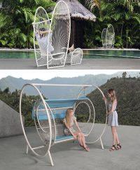 12 Outdoor Furniture Designs That Add A Sculptural Element ...