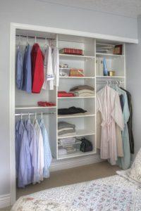 closet shelving ideas small closets  Roselawnlutheran