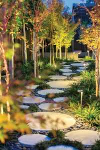 10 Landscaping Ideas For Using Stepping Stones In Your ...
