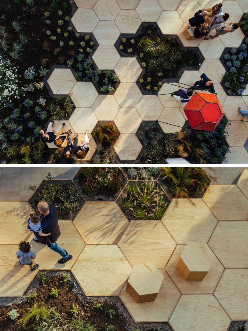 A Multi Sensorial Urban Garden Has Sprouted Up In Italy