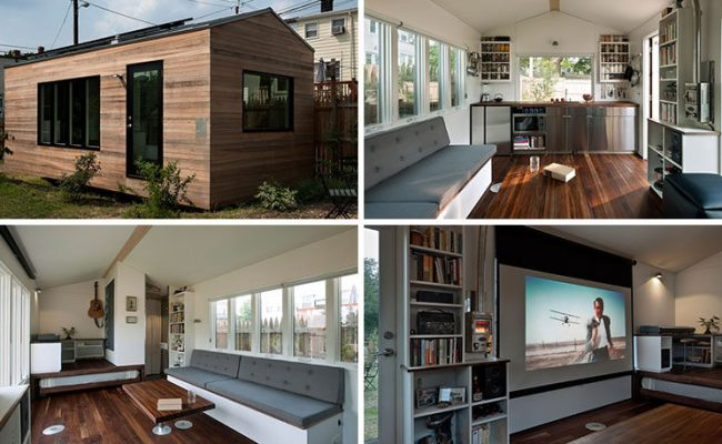This Small House Is Filled With Design Ideas To Maximize