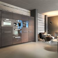 9 Inspirational Examples Of Built-In Coffee Machines ...