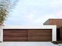 18 Inspirational Examples of Modern Garage Doors ...