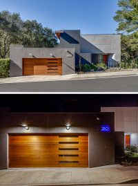 18 Inspirational Examples of Modern Garage Doors ...