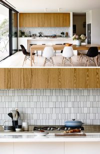 9 Inspirational Kitchens With Geometric Tiles | CONTEMPORIST