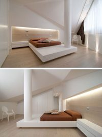 Bedroom Design Idea - Place Your Bed On A Raised Platform ...