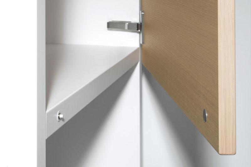 kitchen design idea cabinet