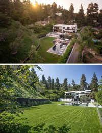 This California Home Was Designed For Indoor/Outdoor ...
