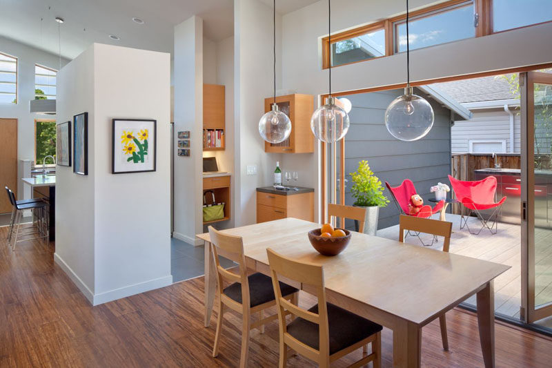 lighting above your dining table