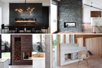 Fireplace Design Idea - 6 Different Materials To Use For A ...