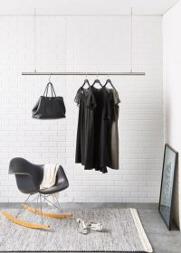 Interior Design Idea - Coat Racks That Hang From The ...