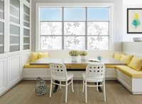 Dining Room Design Idea - Use Built-In Banquette Seating ...