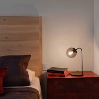 12 Bedside Table Lamps To Dress Up Your Bedroom | CONTEMPORIST