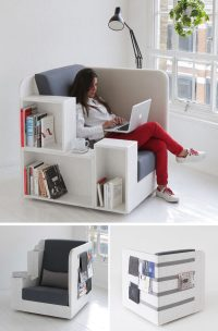 7 Creative Chairs All Book Lovers Will Appreciate ...
