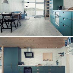 Blue Kitchen Backsplash Tile Remodeling Philadelphia This Humble Little House Was Designed For A Chef To Live ...