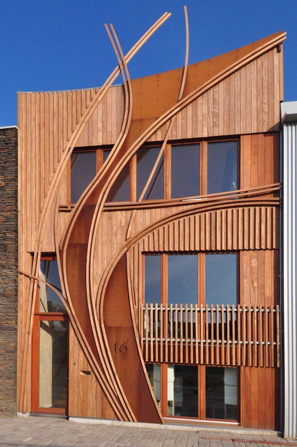 Buildings Unique And Creative Facades