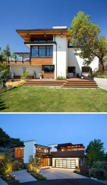 Pacific Northwest Modern Architecture Home