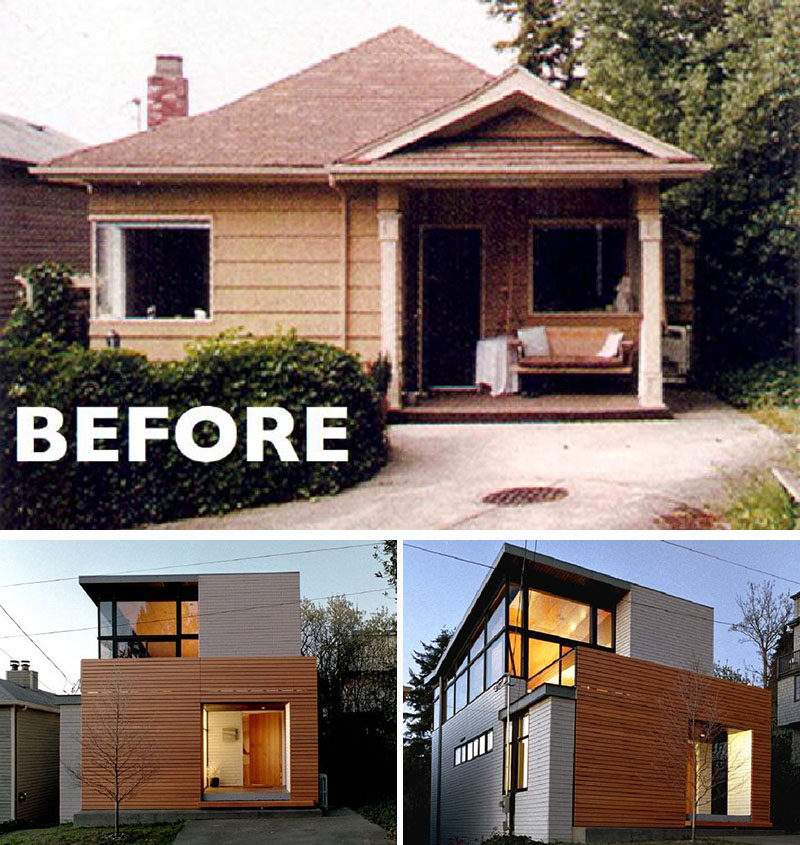 House Renovation Ideas   16 Inspirational Before & After Residential Projects