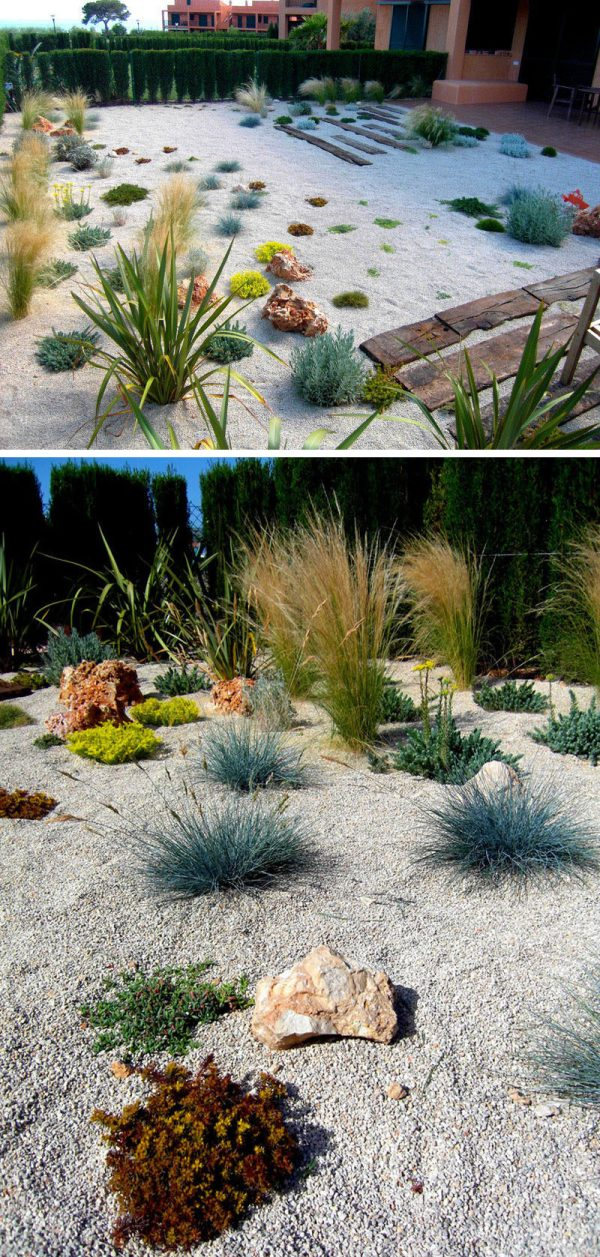 inspirational rock gardens