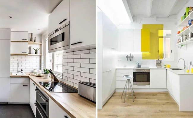 Kitchen Design Ideas 14 Kitchens That Make The Most Of A