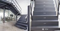 These Stairs Show How Many Calories You Burn While ...