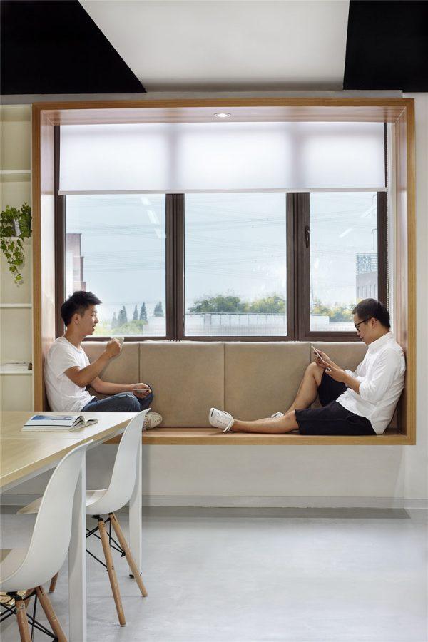 Modern Window Seat Idea