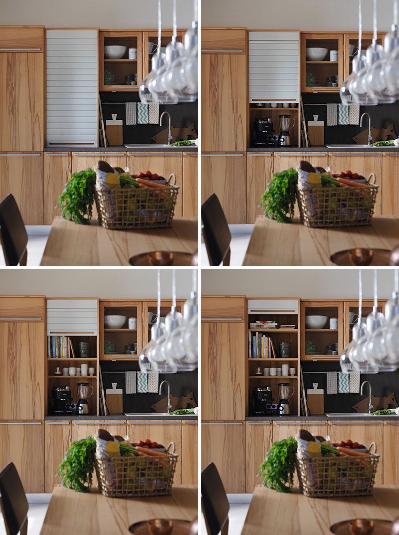 kitchen appliance store how to make island design idea your appliances in an a dedicated garage the