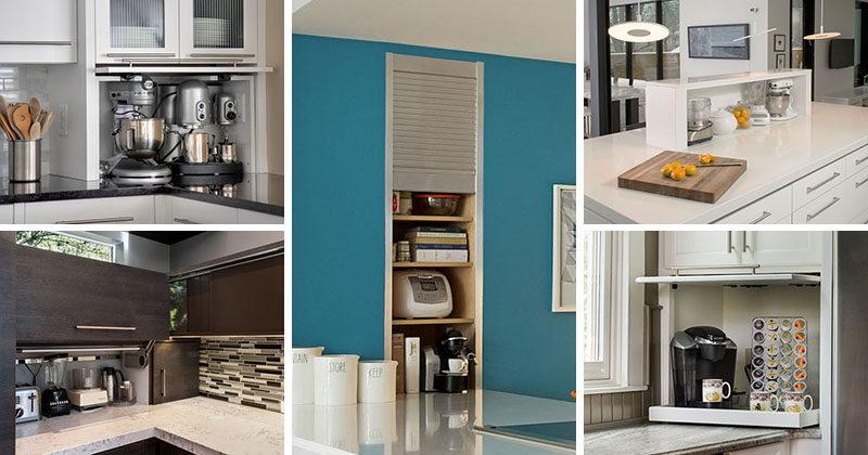 kitchen appliance store custom hoods design idea your appliances in an a dedicated garage