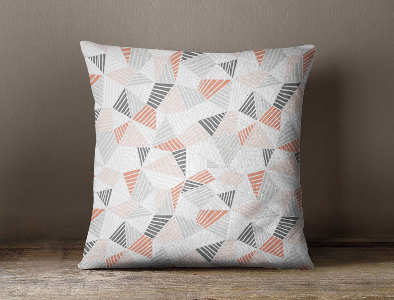 some colorful and fun throw pillows