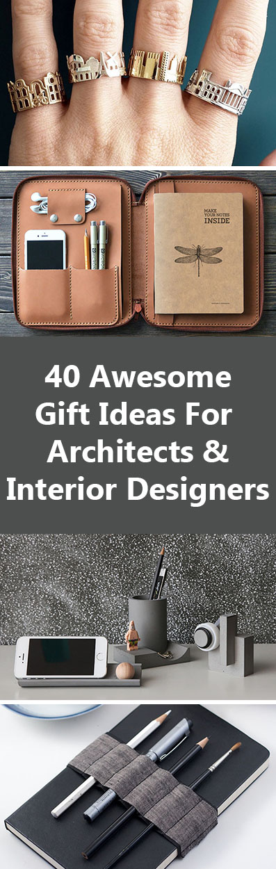 40 Gift Ideas For Architects And Interior Designers CONTEMPORIST