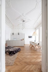 6 Ideas For Introducing Herringbone Patterns Into Your ...