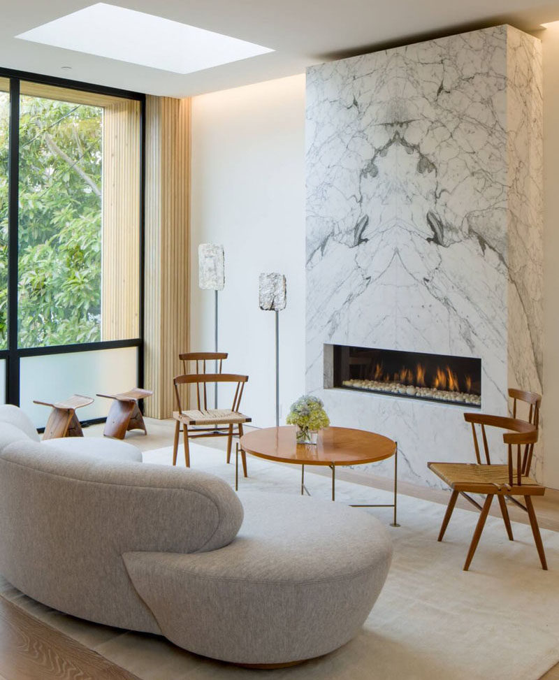 Interior Design Idea  7 Ways To Bring A Touch Of Marble To Your Living Room  CONTEMPORIST