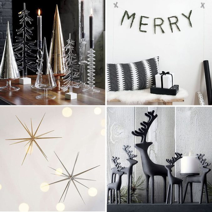 30 Modern Christmas Decor Ideas For Your Home