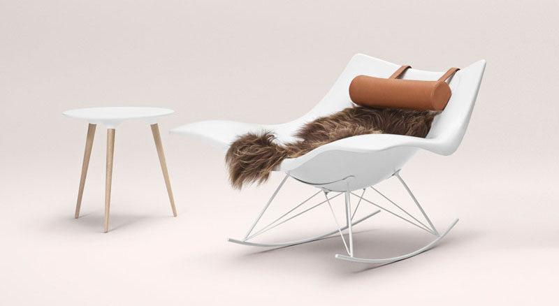 Furniture Ideas  14 Awesome Modern Rocking Chair Designs