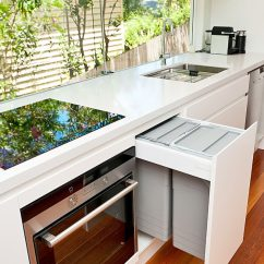 Blum Kitchen Bins Best Table And Chairs Design Idea - Hide Pull Out Trash In Your ...