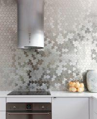 Kitchen Design Idea - Install A Stainless Steel Backsplash ...
