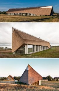 12 Examples Of Modern Houses And Buildings That Have A