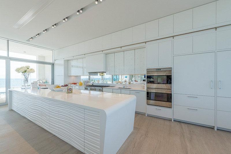 kitchen design idea white
