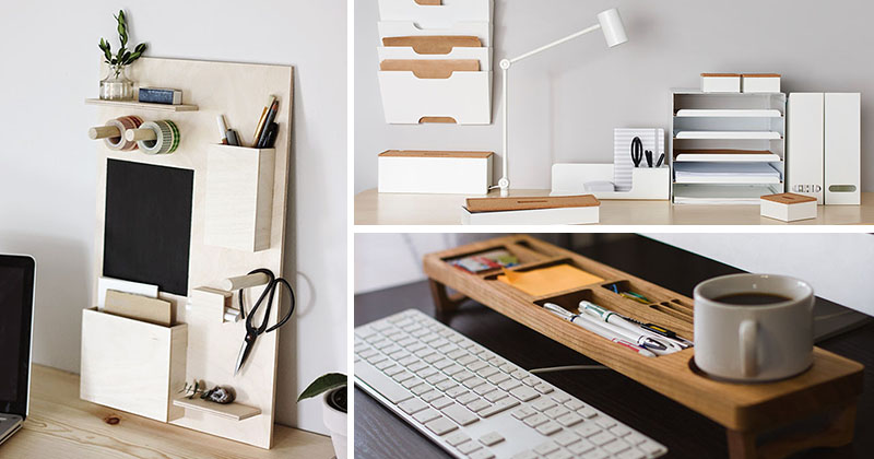 Desk Organization Ideas  6 Easy Ways You Can Organize
